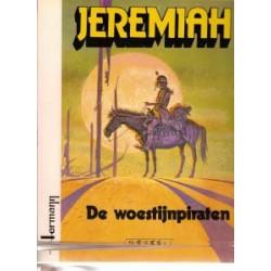 Jeremiah<br>02 - De woestijnpiraten<br>herdruk 1982