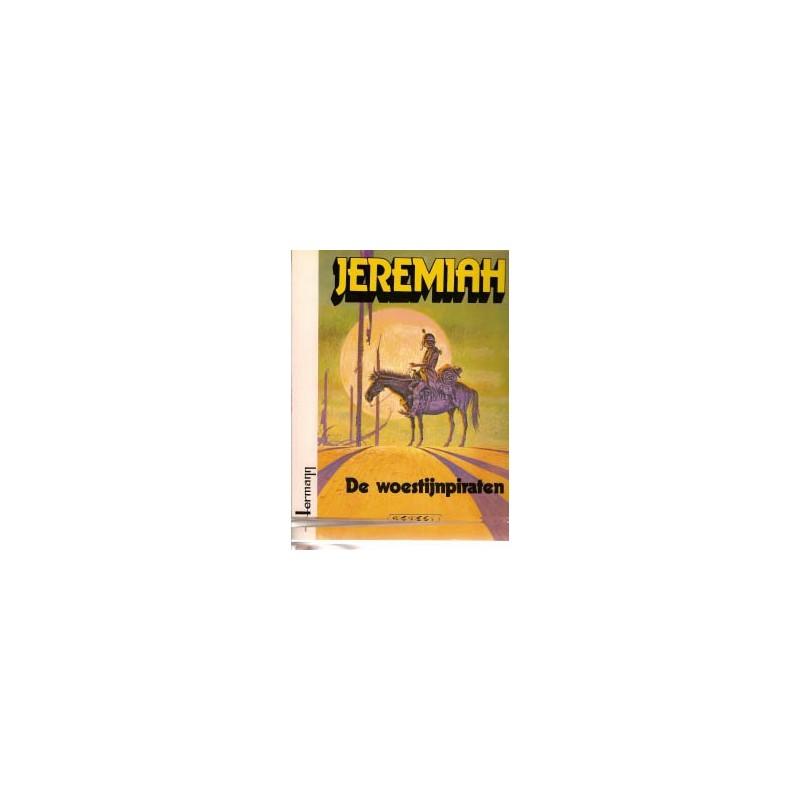 Jeremiah 02 - De woestijnpiraten herdruk 1982