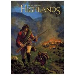 Highlands 02 De overlevende van de donkere waters