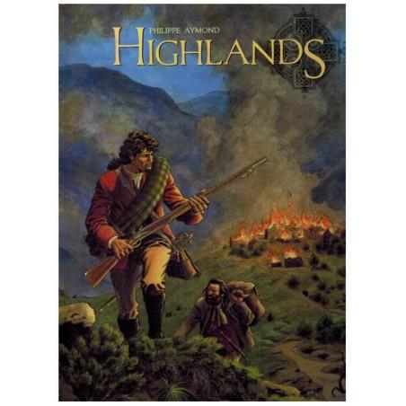 Highlands 02 HC De overlevende van de donkere waters