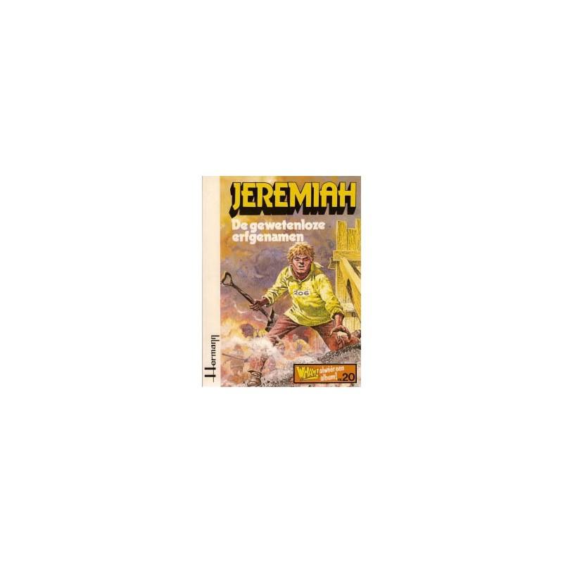 Jeremiah 03 - De gewetenloze erfgenamen 1e druk 1980