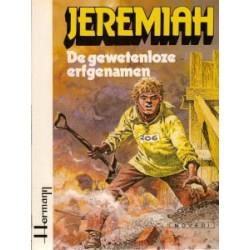 Jeremiah<br>03 - De gewetenloze erfgenamen<br>herdruk 1983