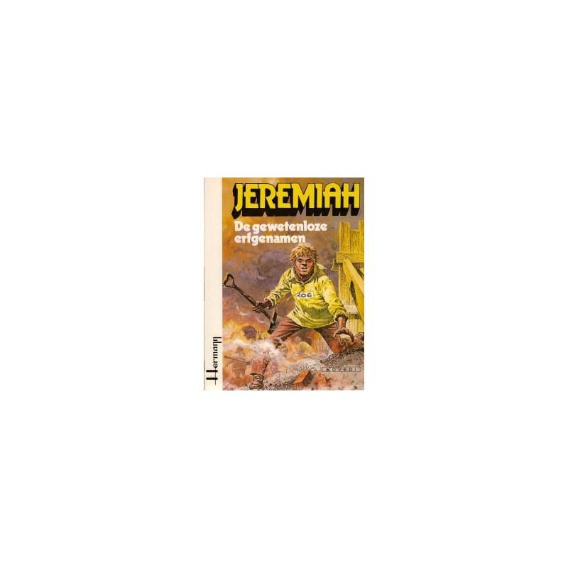 Jeremiah 03 - De gewetenloze erfgenamen herdruk 1983