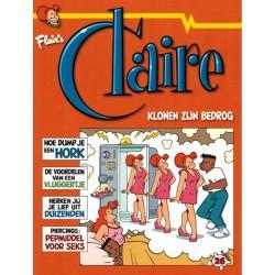 Claire  26 Klonen zijn bedrog