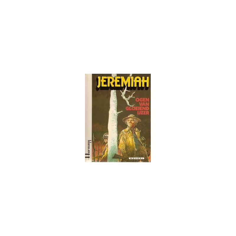 Jeremiah 04 - Ogen van gloeiend ijzer herdruk 1983