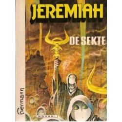Jeremiah 06 - De sekte 1e druk 1981