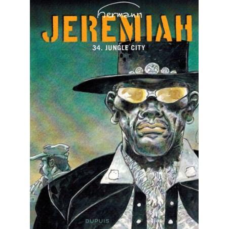 Jeremiah HC 34 Jungle City 1e druk 2015