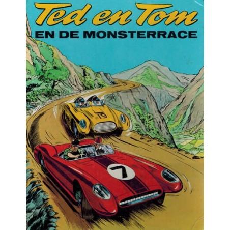 Ted en Tom HC De monsterrace 1e druk 1963