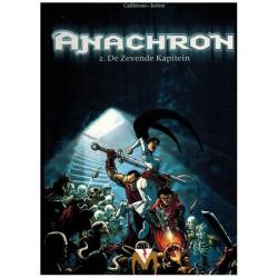 Anachron 02 De zevende kapitein 1e druk 2002