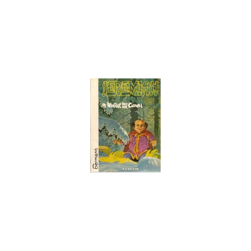 Jeremiah 09 - De winter van een clown 1e druk 1983
