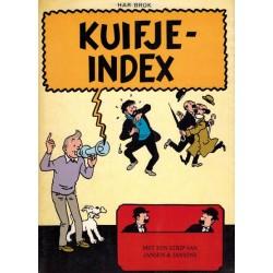 Kuifje Index 1979 Met een strip van Jansen & Jansens