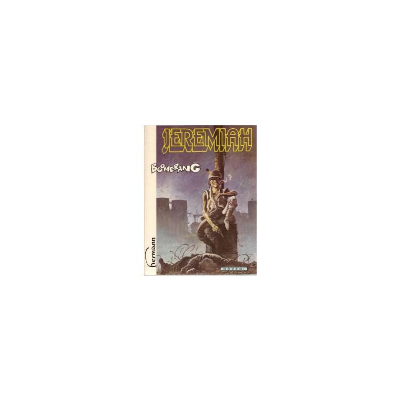 Jeremiah 10 - Boomerang 1e druk 1984