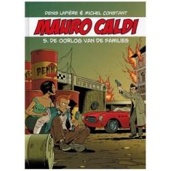 Mauro Caldi 05 HC De oorlog van de families
