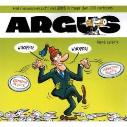 Argus 2015 Nieuwsoverzicht in meer dan 200 cartoons