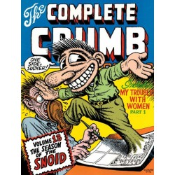 Crumb strips The complete Crumb Comics 13 The season of the Snoid Engelstalig