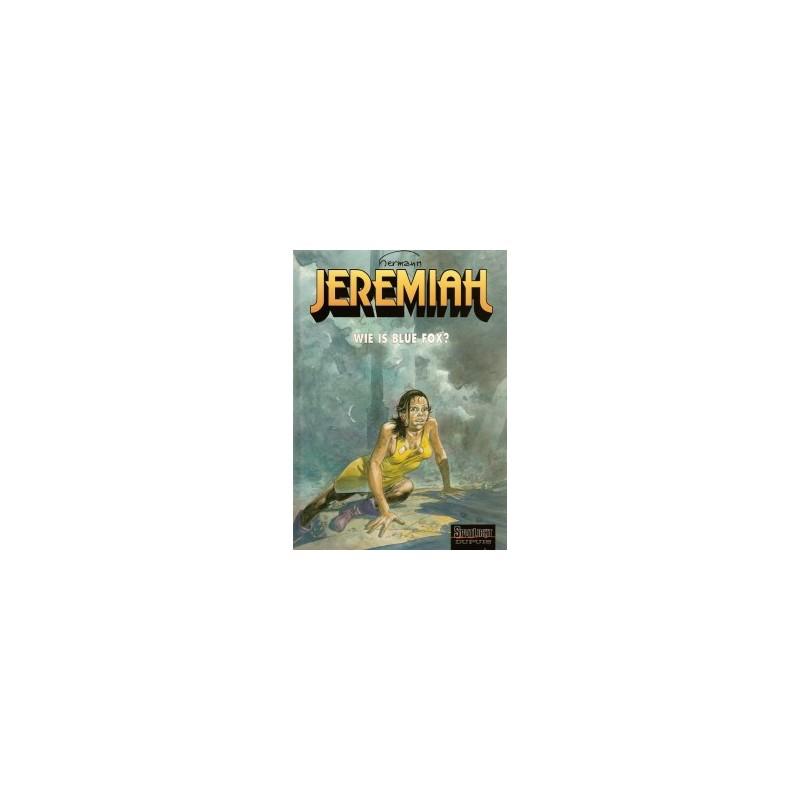 Jeremiah HC 23 - Wie is blue fox? 1e druk 2002