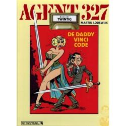 Agent 327 Luxe HC 20 De Daddy Vinci code 1e druk 2015