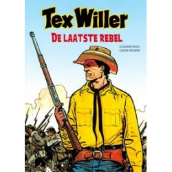 Tex Willer set 1 t/m 4 1e drukken 2014-2015