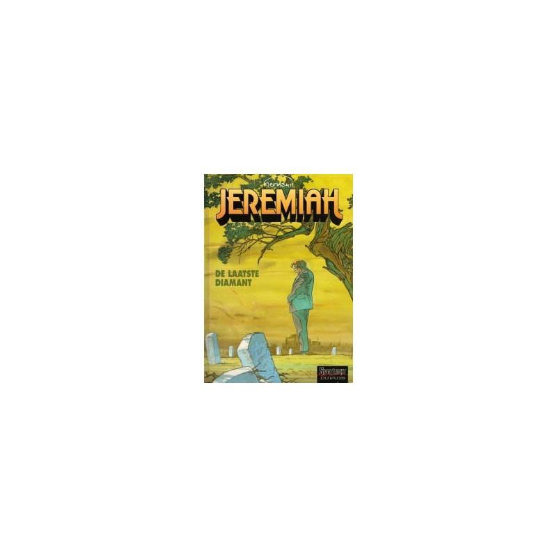 Jeremiah HC 24 - De laatste diamant 1e druk 2004