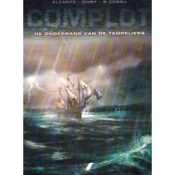 Complot 01 De ondergang van de Tempeliers