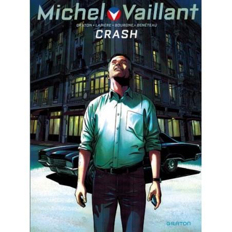 Michel Vaillant   II HC 04 Crash