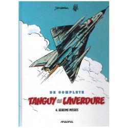 Tangy & Laverdure bundel HC 04 Geheime missies (Tanguy)