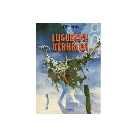 Hermann strips Lugubere verhalen herdruk