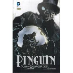 Batman  NL HC Pinguin Pijn en vooroordeel