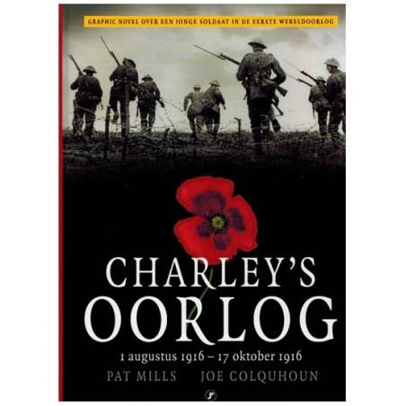 Charley's Oorlog 02 HC 1 augustus 1916 – 17 oktober 1916