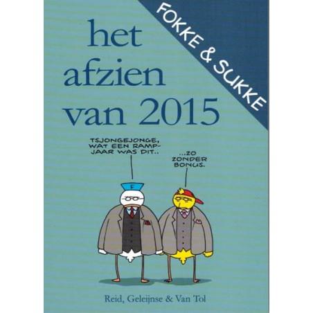 Fokke & Sukke Het afzien van 2015