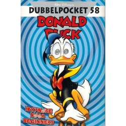 Donald Duck  Dubbelpocket 58 Hypnose voor beginners
