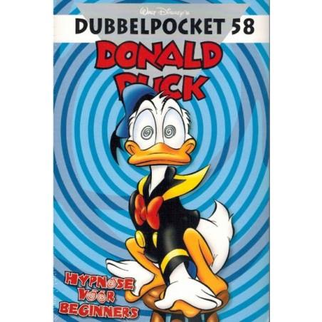 Donald Duck  Dubbel pocket 58 Hypnose voor beginners