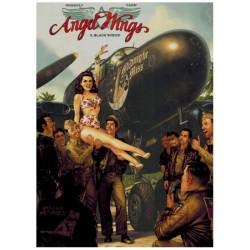 Angel Wings 02 HC Black widow