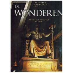7 Wonderen 01 Het beeld van Zeus 432 v. Chr.