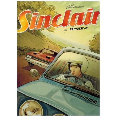 Sinclair 01 HC Bathurst 68 1e druk 2015