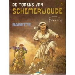 Torens van Schemerwoude 01 Babette 1e druk 1985