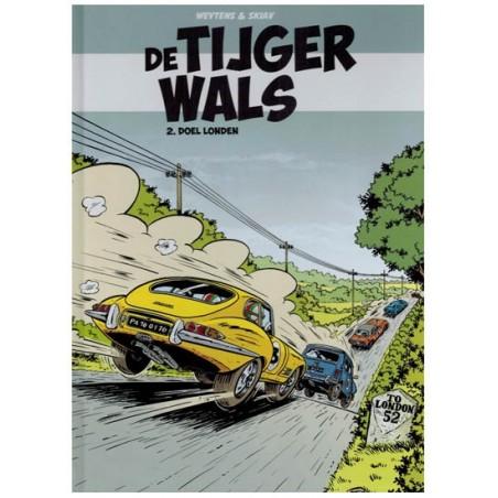 Tijgerwals HC set deel 1 & 2 1e drukken 2015