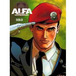 Alfa  Eerste wapenfeiten 02 Solo