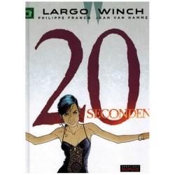 Largo Winch  HC 20 20 Seconden