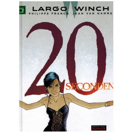 Largo Winch  HC 20 20 Seconden