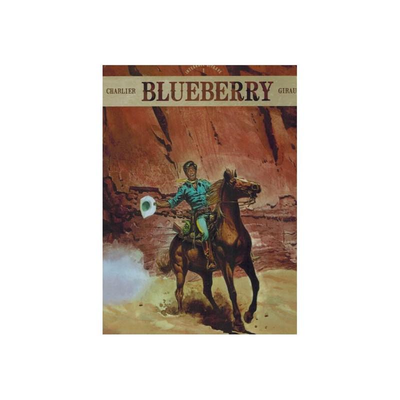 Blueberry  Integraal HC 01 Fort Navajo / Dreiging in het Westen / De eenzame adelaar