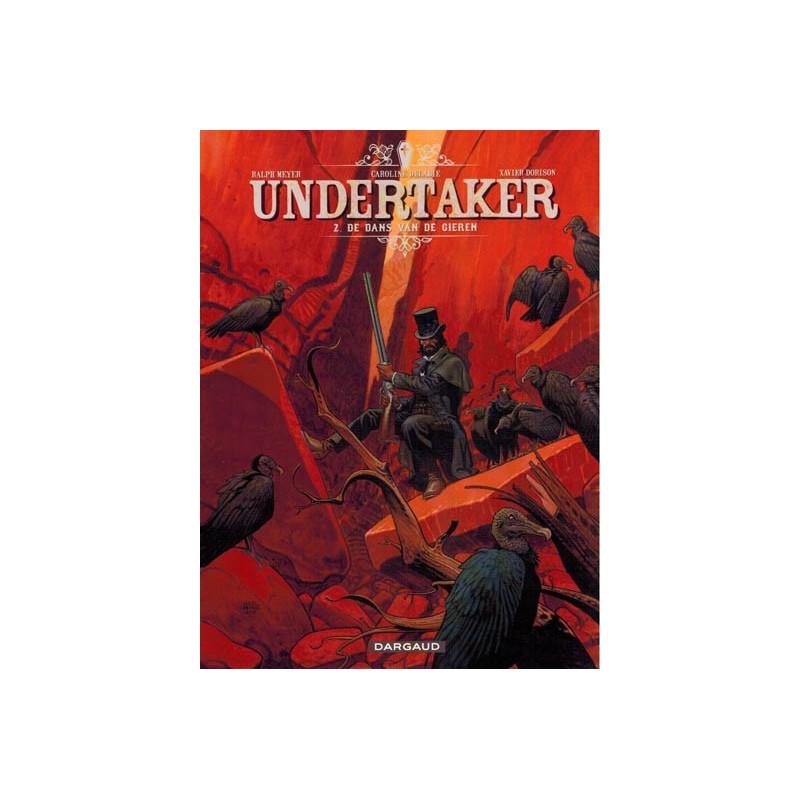 Undertaker  02 De dans van de gieren
