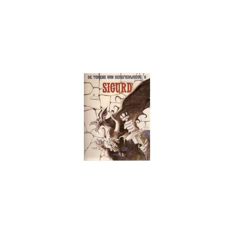 Torens van Schemerwoude 06 Sigurd 1e druk 1990