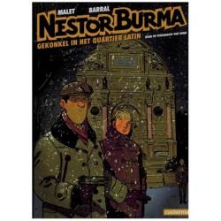 Nestor Burma  HC 11 Gekonkel in het Quartier Latin
