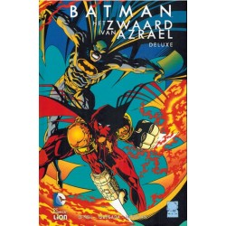 Batman  NL HC Het zwaard van Azrael deluxe
