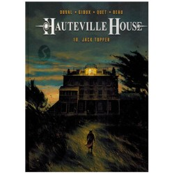 Hauteville House 10 HC Jack Tupper