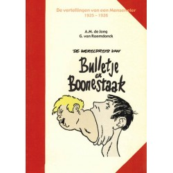 De wereldreis van Bulletje en Boonestaak 12 De vertellingen van een Menseneter (1925-1926)