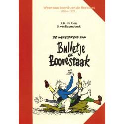 De wereldreis van Bulletje en Boonestaak 09 Weer aan boord van de Herkules (1924-1925)