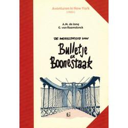 De wereldreis van Bulletje en Boonestaak 04 Avonturen in New York (1923)