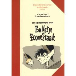 De wereldreis van Bulletje en Boonestaak 02 Ouwe Hein's eerste schipbreuk (1922)